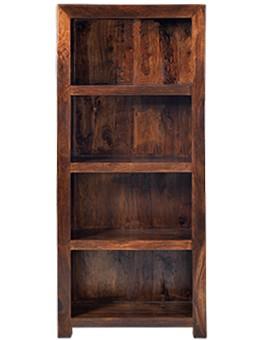 Cube Sheesham Bookcase