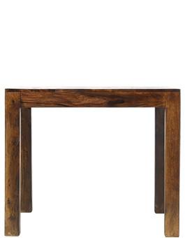 Cube Sheesham 90 cm Dining Table