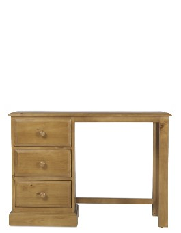 Essentials Pine Dressing Table
