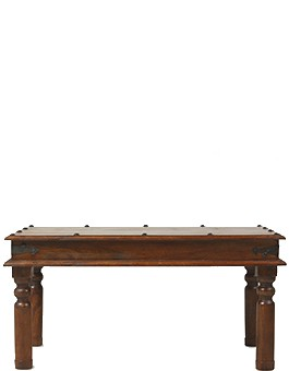 Jali Sheesham 90 cm Thakat Coffee Table