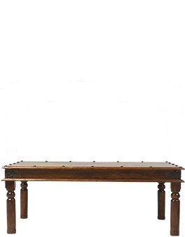 Jali Sheesham 120 cm Thakat Coffee Table