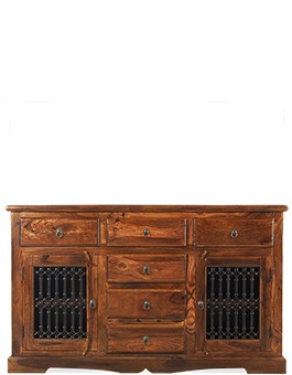 Jali Sheesham Large Sideboard