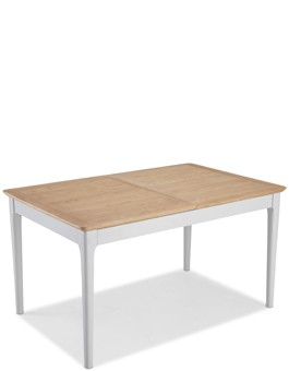 Alsager Oak Extended Dining Table
