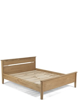 Kutaz Oak 4'6''FT Bed Double
