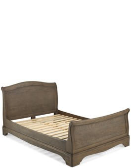 Kilmar Oak Bedroom Super King Size Bed 6Ft