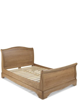 Kilmar Natural Oak Bedroom Super King Size Bed 6Ft