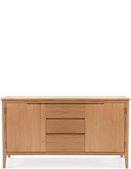 Eklund Oak Large Sideboard