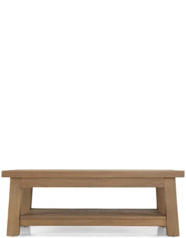 Holloway Rough Sawn Oak Large Coffee Table