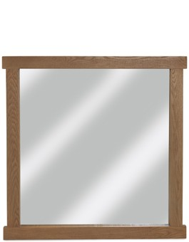 Holloway Rough Sawn Oak Mirror
