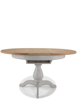 Aldington  Painted Oval Extended Dining Table