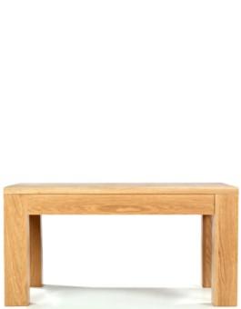 Cube Oak Coffee Table