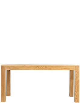 Cube Oak 160 cm Dining Table
