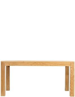 Cube Oak 160 cm Dining Table