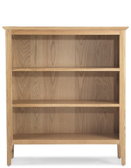 Hayman Oak Small Bookcase