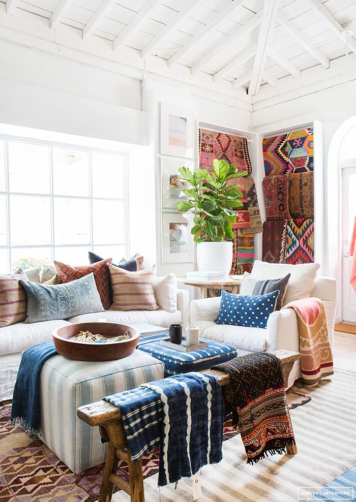 Global textiles Amber Interiors