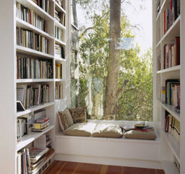Create a relaxing reading corner this summer