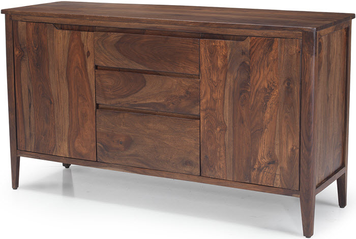 Cube Sheesham Large Sideboard