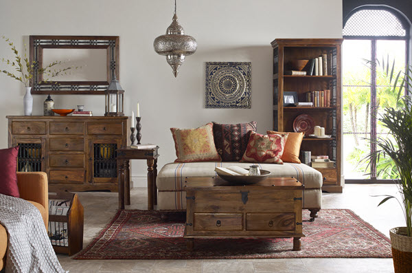 Indian furniture Characteristics