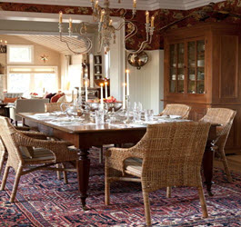 5 ways to transform your dining space for the festive season