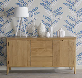 Styling your sideboard