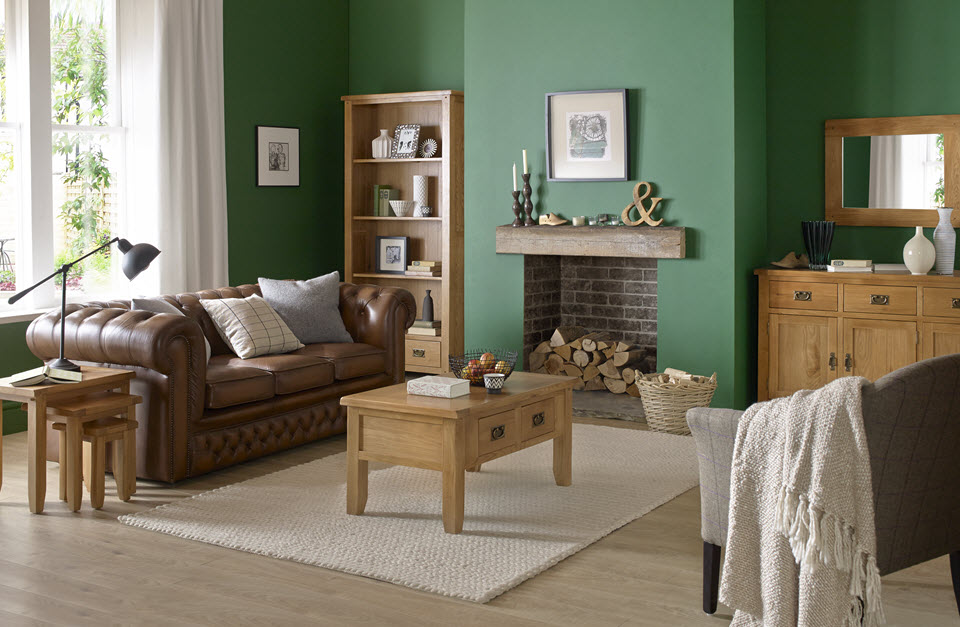 Upcycling your oak furniture