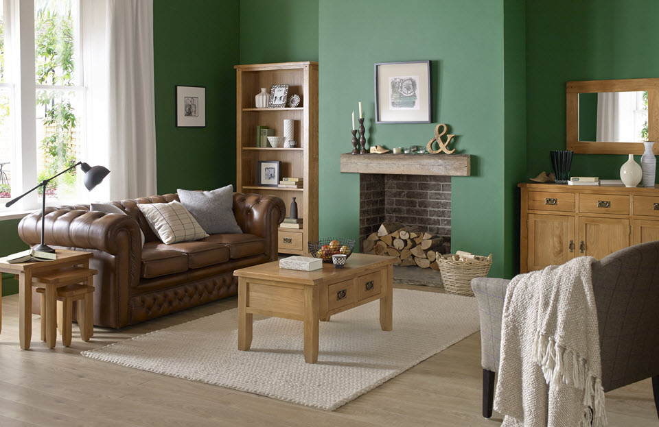 Why Choose Oak Furniture. How To Make A Room Look Bigger
