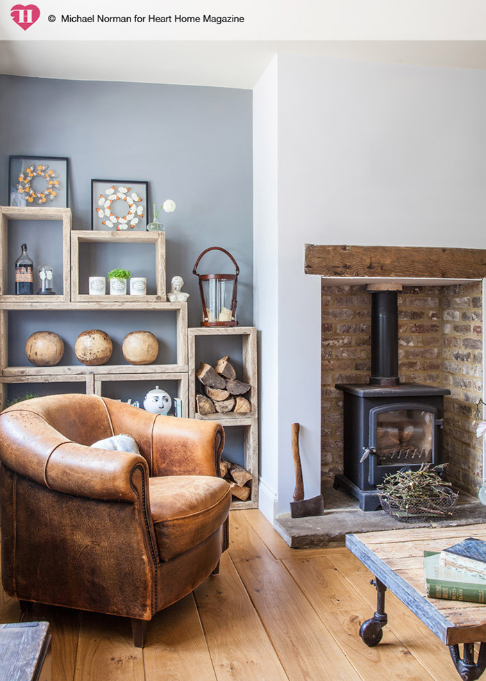 7 steps to creating a country cottage style living room for New style drawing room
