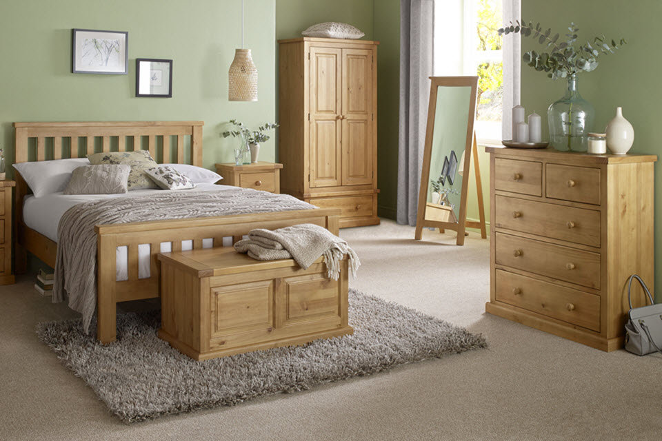 modern pine bedroom furniture make a statement in your home with pine wood furniture 16417