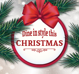 Dine In Style This Christmas