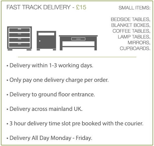 Fast Track Delivery