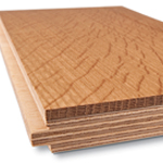 How to identify engineered wood