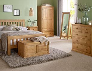 Chunky Pine Furniture