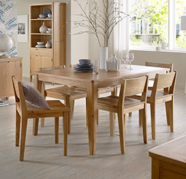 Oak Dining Room Ranges