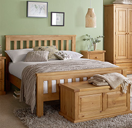 Pine Bedroom Ranges