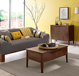 Sheesham Living Room Ranges