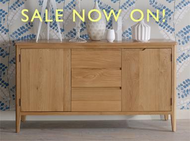 Oak, Pine, Indian Wood Sideboards