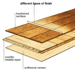What is a veneer?
